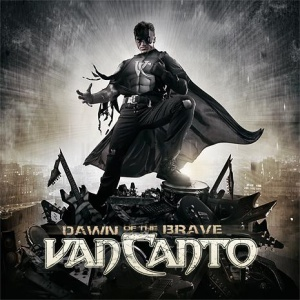 Dawn of the Brave - Cover & Tracklist